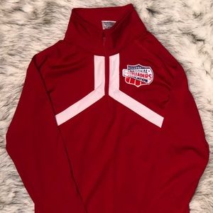 National Cheerleaders Association Quarter Zip